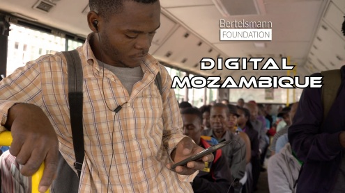 Digital Mozambique YouTube cover